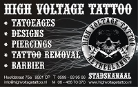 035 High Voltage Tattoo